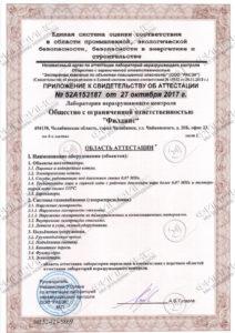 Аттестованная Лаборатория неразрушающего контроля в Челябинске